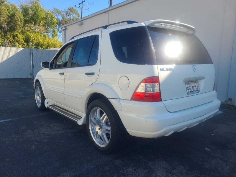 MERCEDES-BENZ ML 2003 price Call for Pricing.