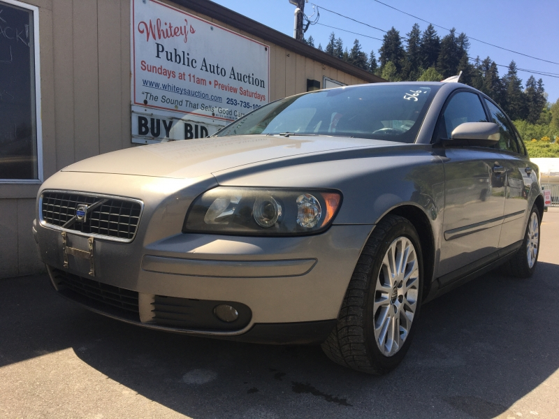 Volvo S40 2005 price $3550 Starting Bid