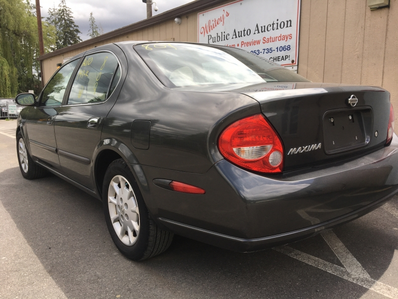 Nissan Maxima 2001 price $690 Cash