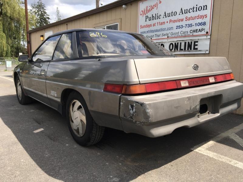 Subaru XT Coupe 1991 price $1,000 Cash