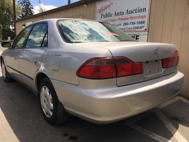 Honda Accord Sdn 1998 price $1200 Selling Price
