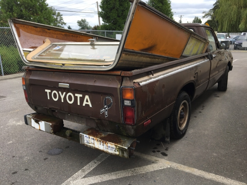 Toyota Pickup 1982 price $920 Cash