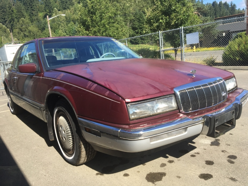 Buick Riviera 1991 price $1,725 Cash