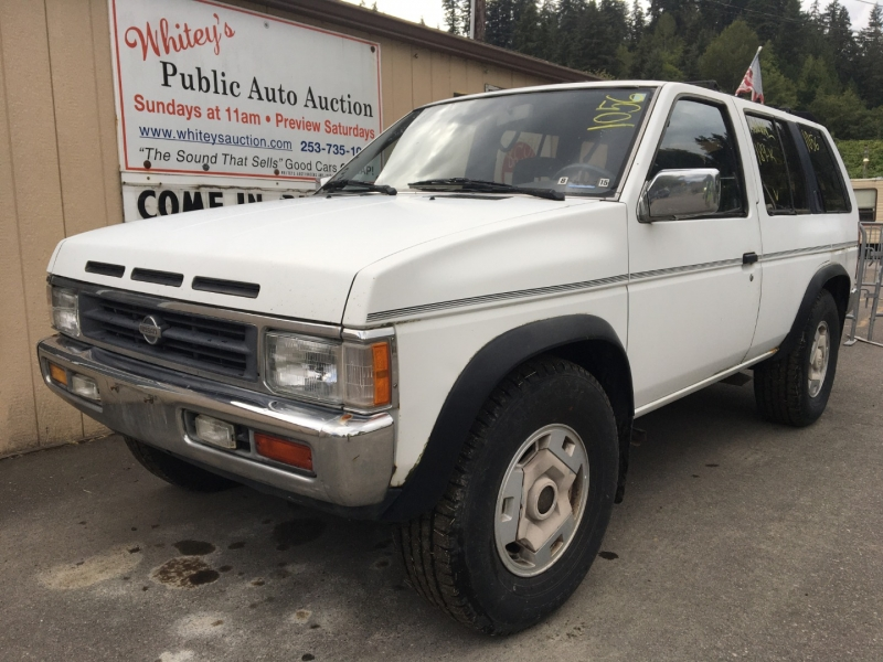 Nissan Pathfinder 1995 price $1,250 Cash