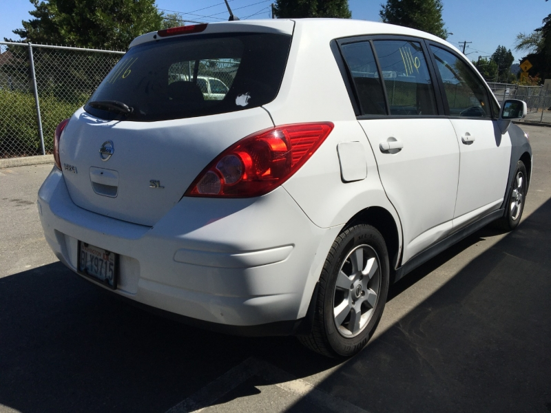 Nissan Versa 2007 price $1,700 Cash