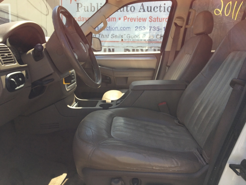 Mercury Mountaineer 2004 price $1,725 Cash