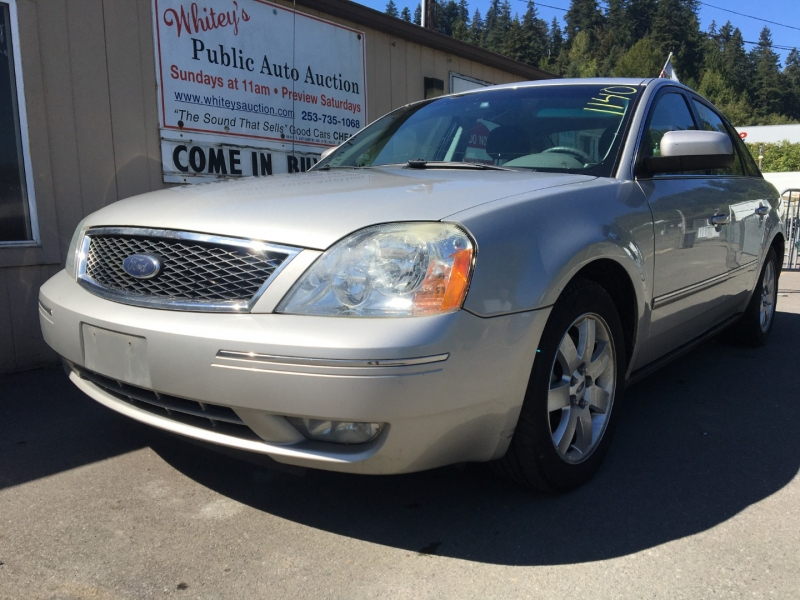 Ford Five Hundred 2006 price $1,380 Cash