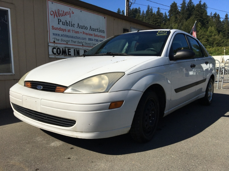 Ford Focus 2000 price $1250 Selling Price