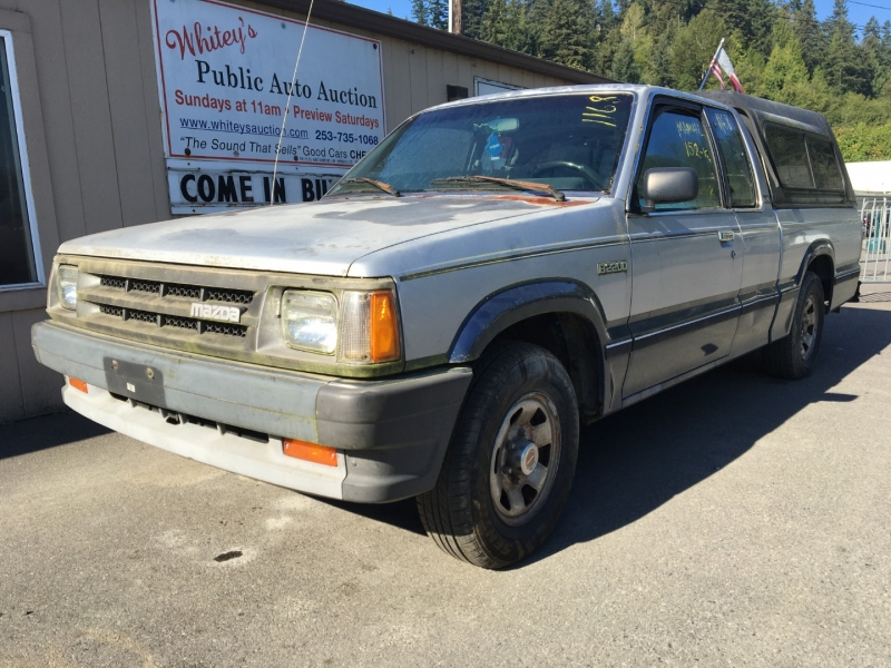 Mazda B2200 Pickup 2WD 1989 price $460 Cash