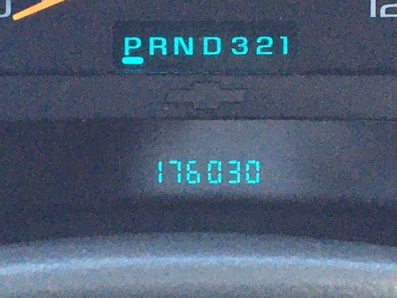 Chevrolet TrailBlazer 2002 price $700 Cash