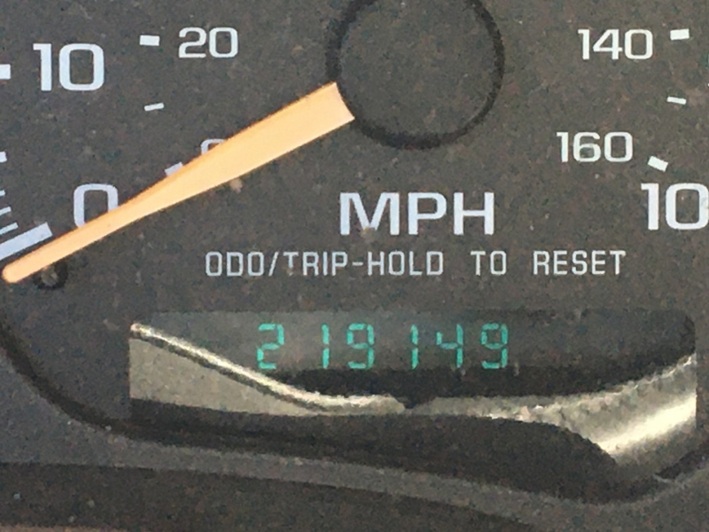 Chevrolet Blazer 2001 price $690 Cash