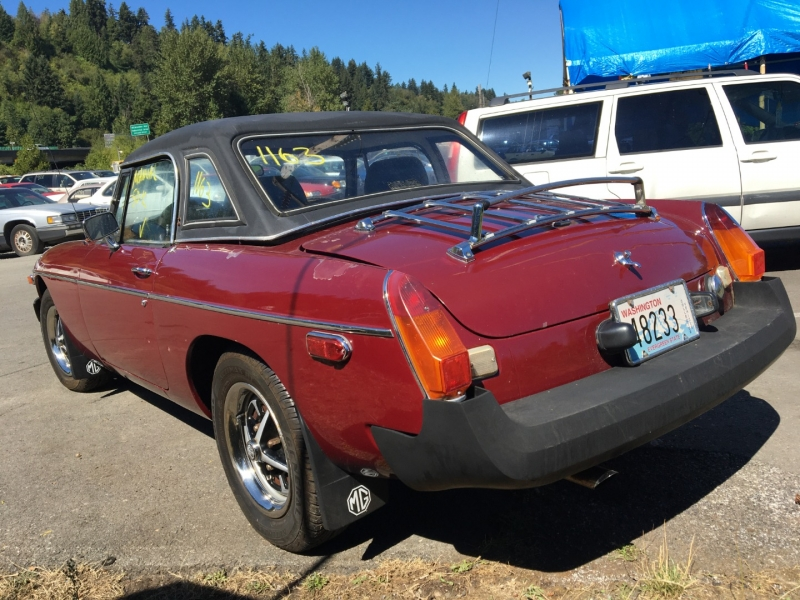 MG MGB 1977 price $2,300 Cash