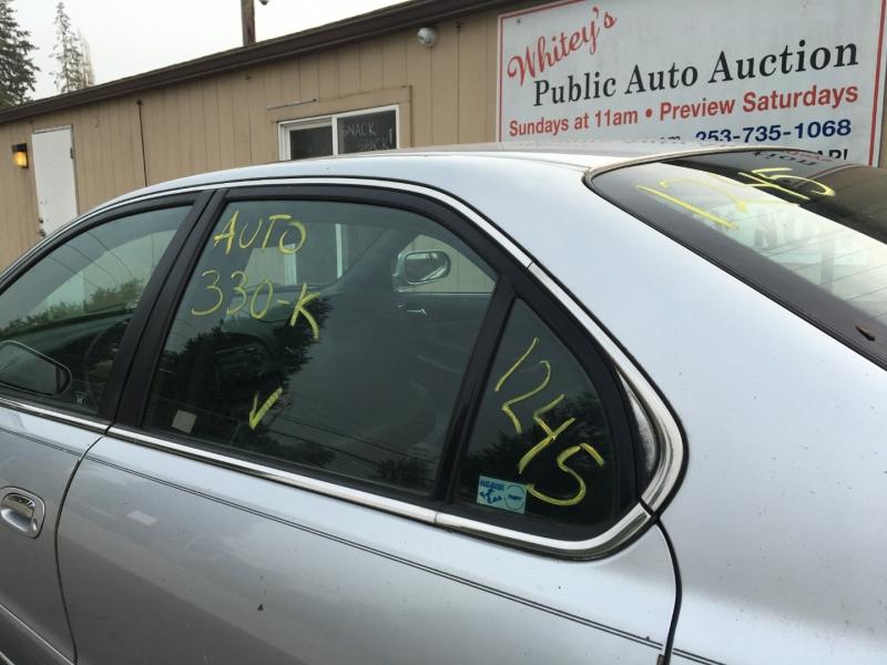 Acura TL 2001 price $1,265 Cash