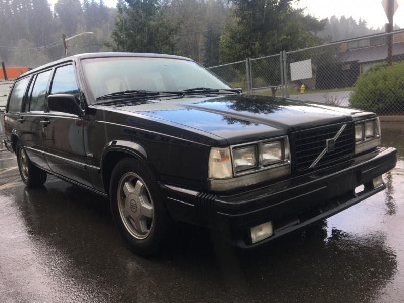 Volvo 740 GLE 1988 price $1,035 Cash