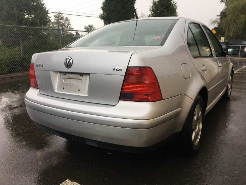 Volkswagen Jetta Sedan 2002 price $1,600 Cash