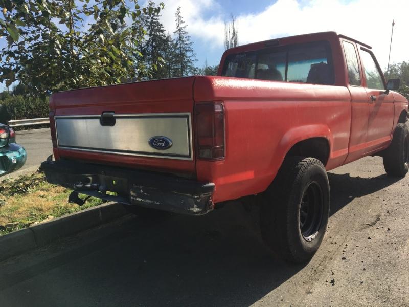 Ford Ranger 1992 price $850 Cash