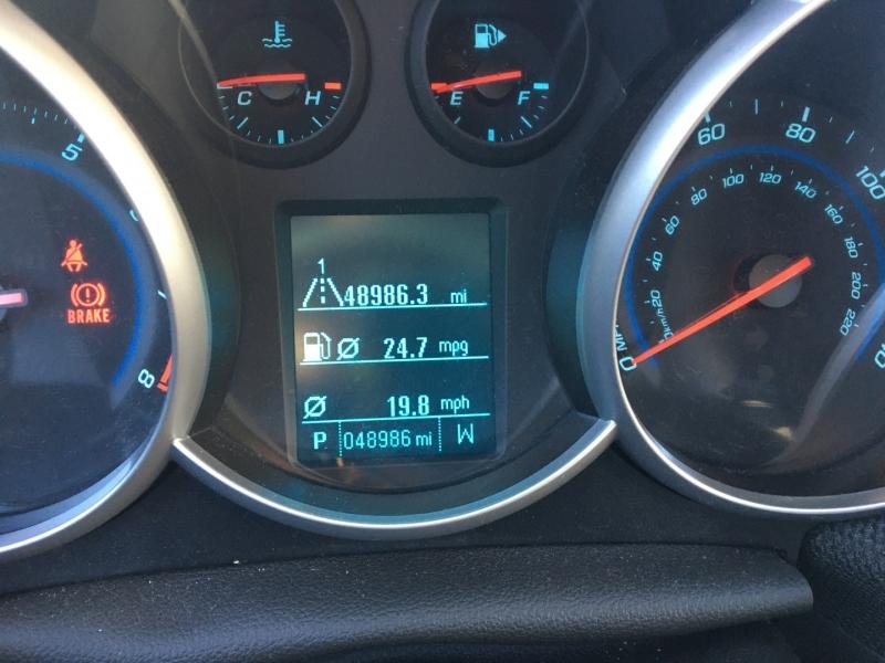 Chevrolet Cruze 2012 price $5,150 Cash