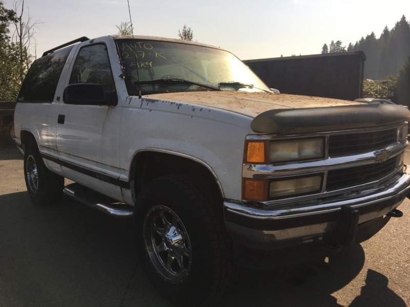 Chevrolet K Blazer 1994 price $500 Cash