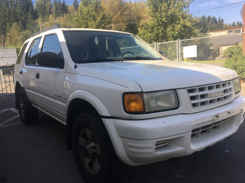 Isuzu Rodeo 1999 price $1,650 Cash
