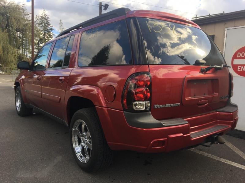 Chevrolet TrailBlazer 2004 price $1,875 Cash