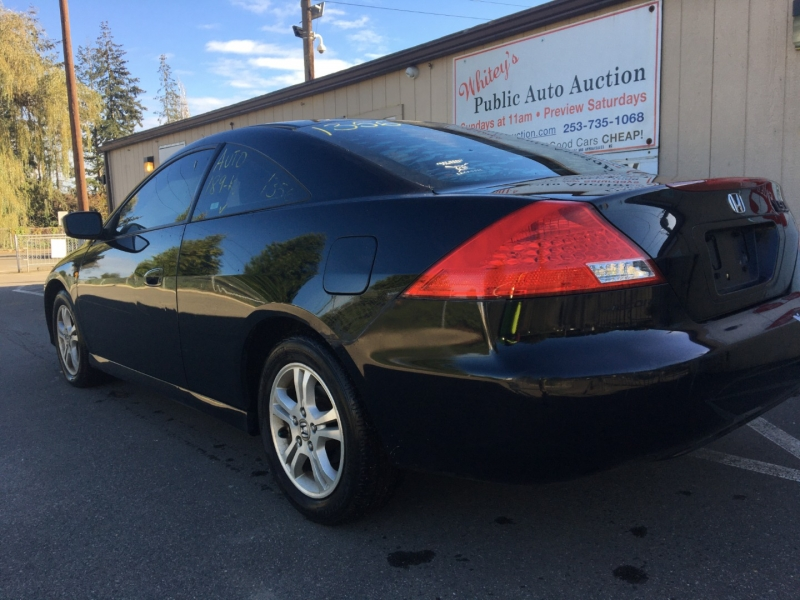 Honda Accord Cpe 2006 price $3,450 Cash