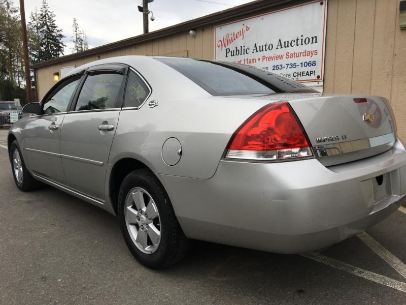 Chevrolet Impala 2006 price $2,500 Cash
