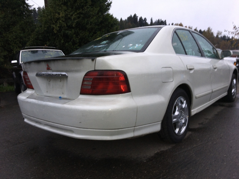 Mitsubishi Galant 2001 price $300 Cash