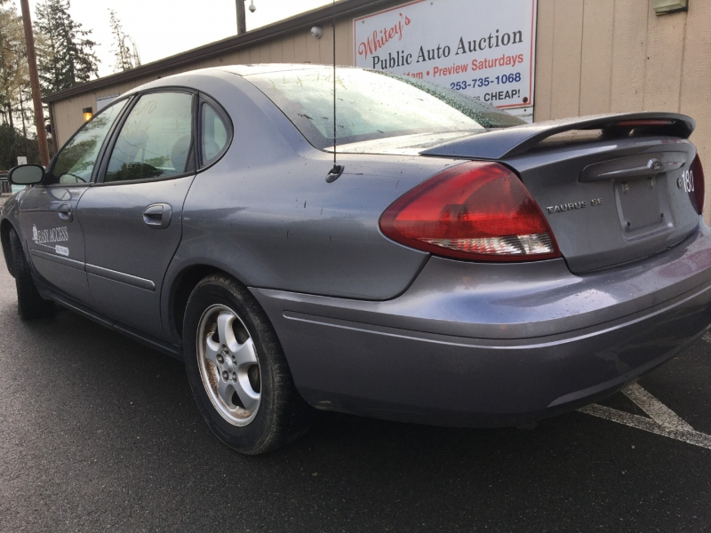 Ford Taurus 2007 price $1,469 Cash