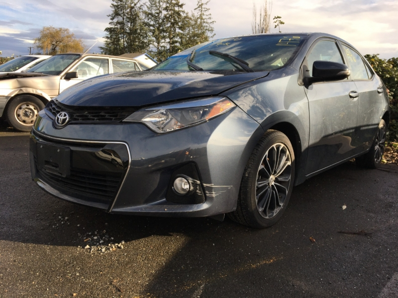 Toyota Corolla 2016 price $6,500 Cash