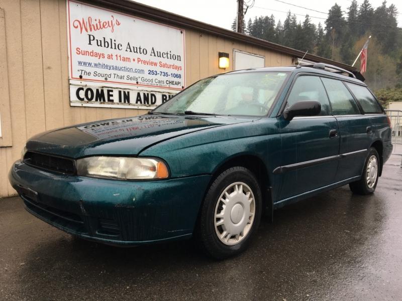 Subaru Legacy Wagon 1996 price $635 Cash