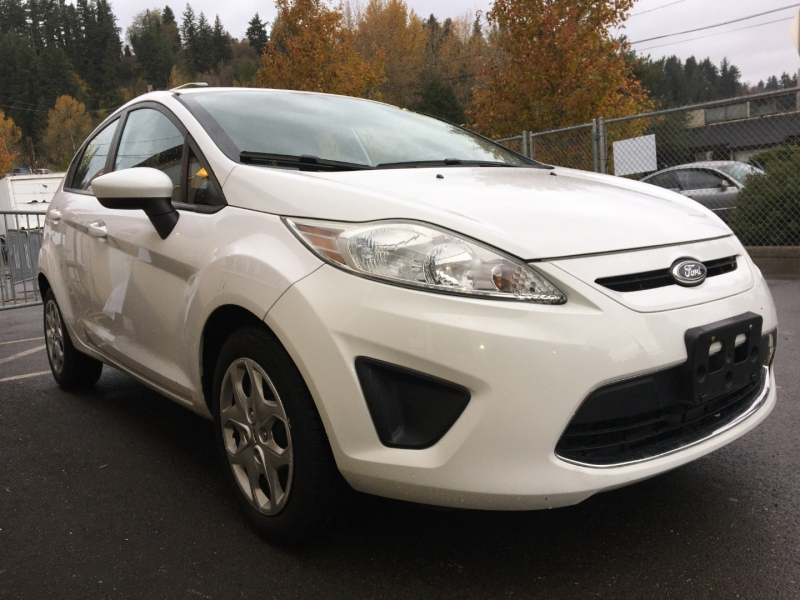 Ford Fiesta 2012 price $5,150 Cash