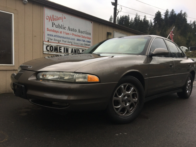 Oldsmobile Intrigue 2000 price $950 Cash