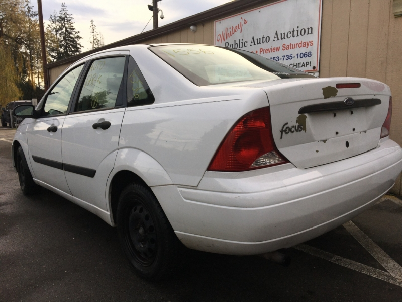 Ford Focus 2002 price $1,300 Cash