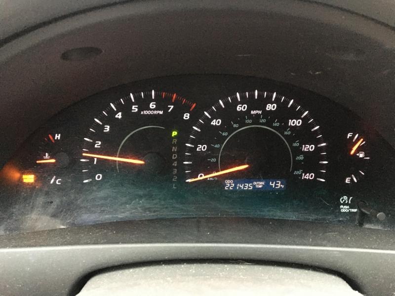 Toyota Camry 2009 price $2,750 Cash