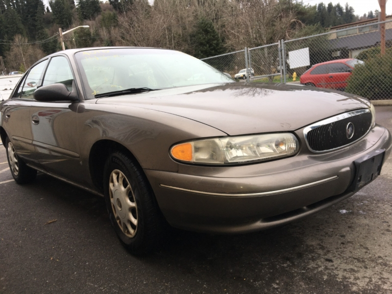 Buick Century 2003 price $1,750 Cash