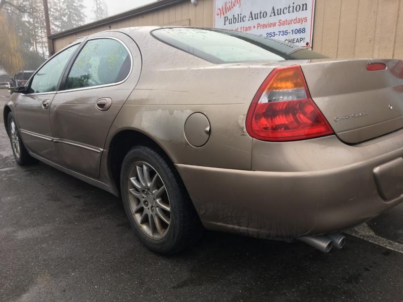 Chrysler 300M 2002 price $1,250 Cash