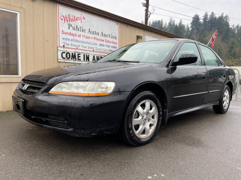 Honda Accord Sdn 2002 price $2,250 Cash