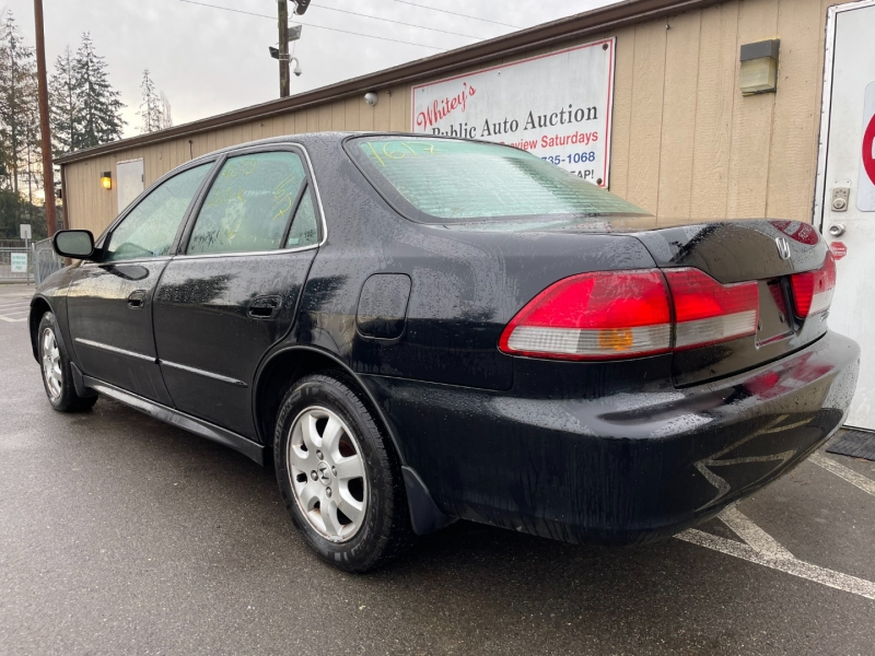 Honda Accord Sdn 2002 price $1,300 Cash