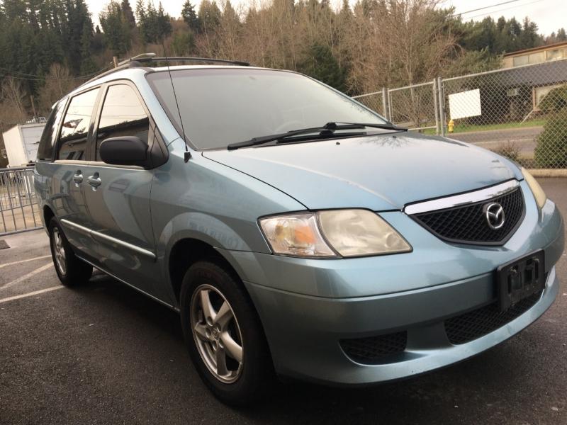 Mazda MPV 2003 price $2,750 Cash