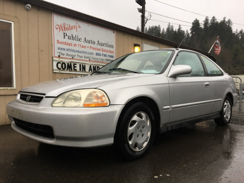 Honda Civic 1997 price $1,495 Cash