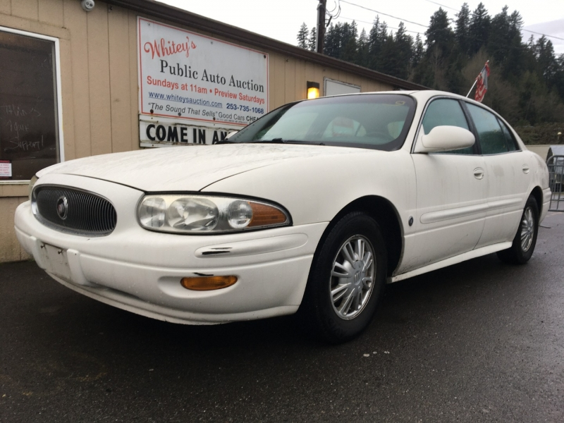 Buick LeSabre 2005 price $1,865 Cash