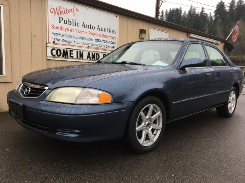 Mazda 626 2002 price $4,000 Cash