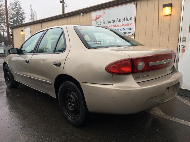Chevrolet Cavalier 2003 price $1,500 Cash