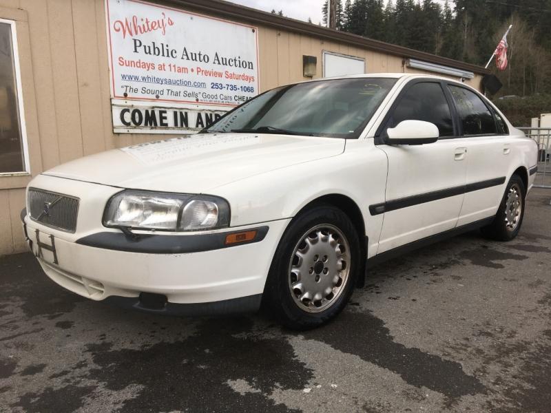 Volvo S80 1999 price $1,350 Cash