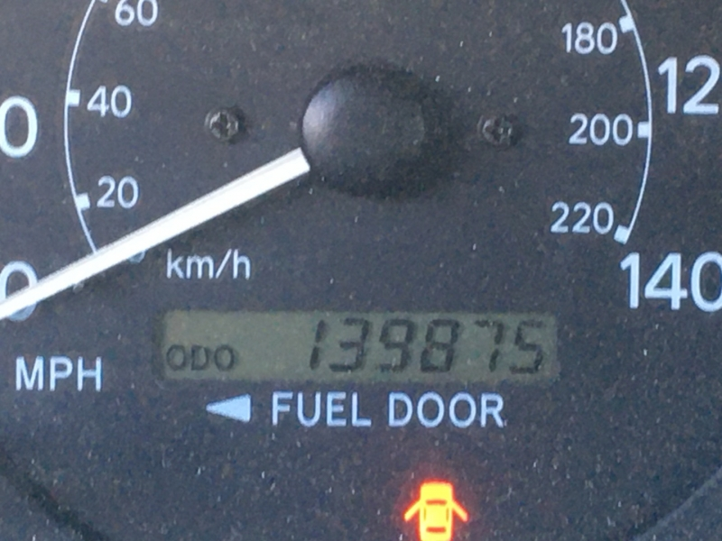 Toyota Camry 2000 price $1,500 Cash
