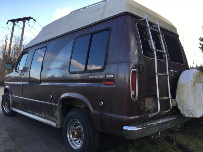 Ford Econoline Cargo Van 1979 price $750 Cash