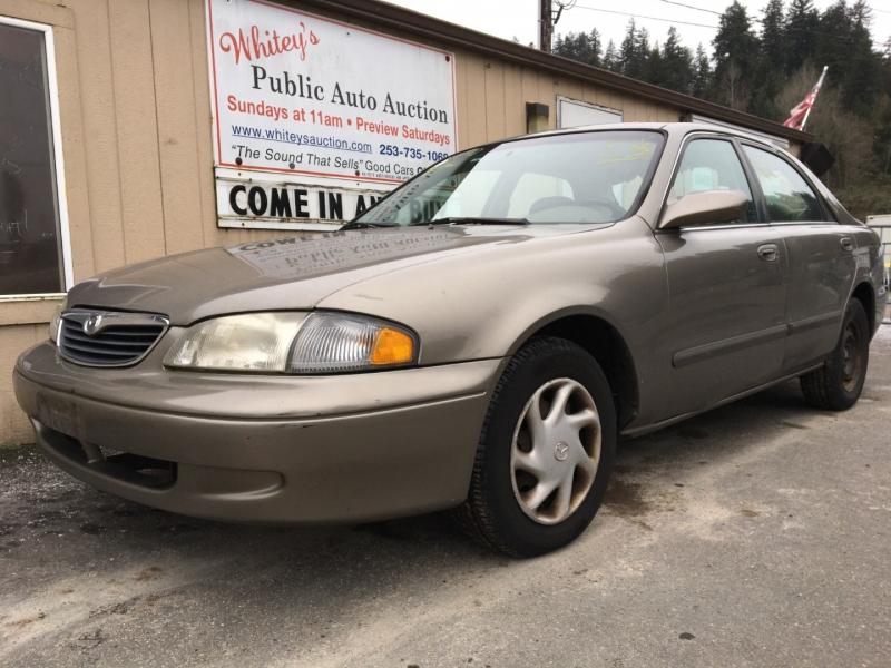 Mazda 626 1998 price $1,250 Cash