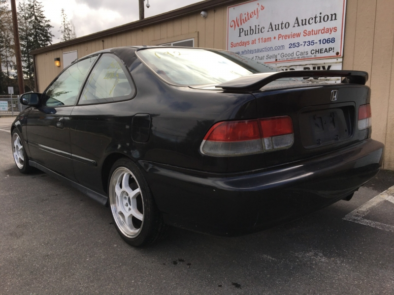 Honda Civic 1998 price $1,250 Cash