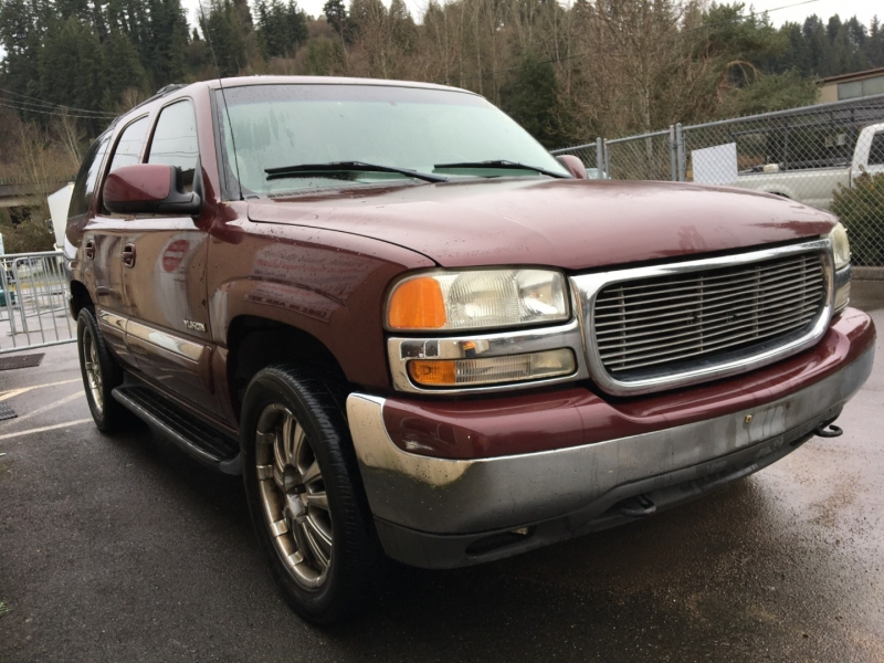 GMC Yukon 2000 price $2,800 Cash