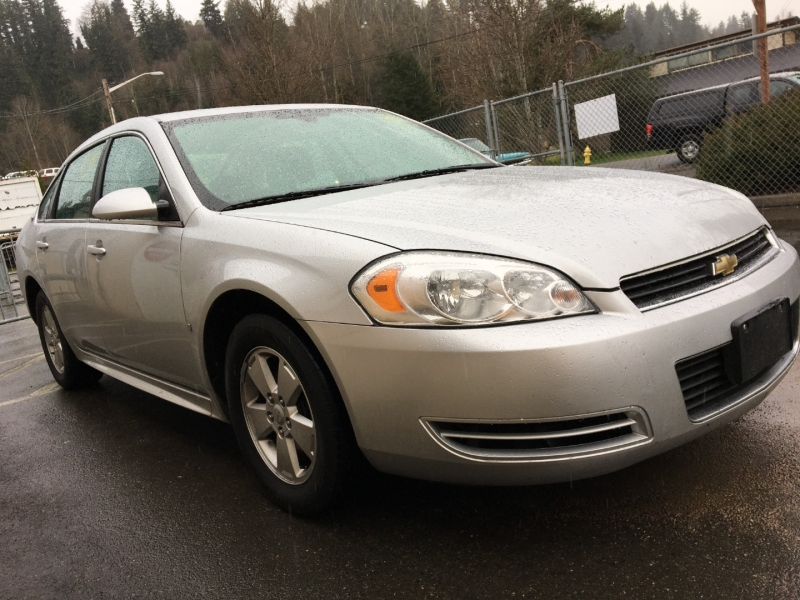 Chevrolet Impala 2009 price $2,000 Cash